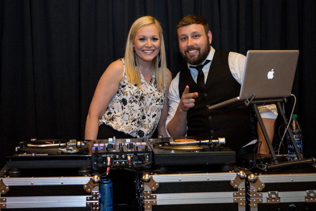 DJ Rehab and Jenna Naylor
