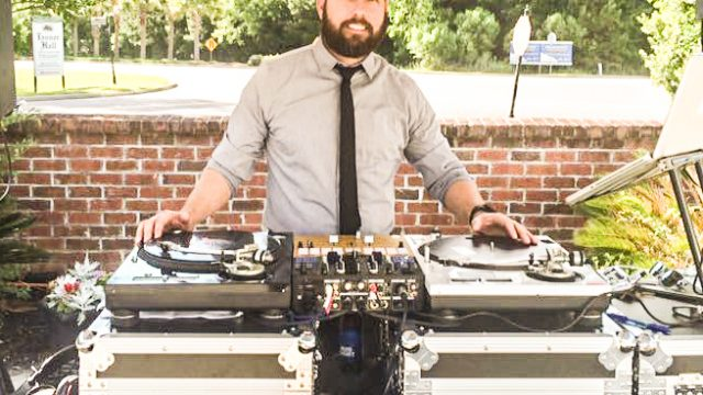 DJ Rehab Renee Thomas Wedding