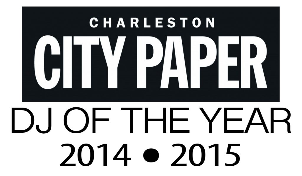 Charleston City Paper DJ of The Year
