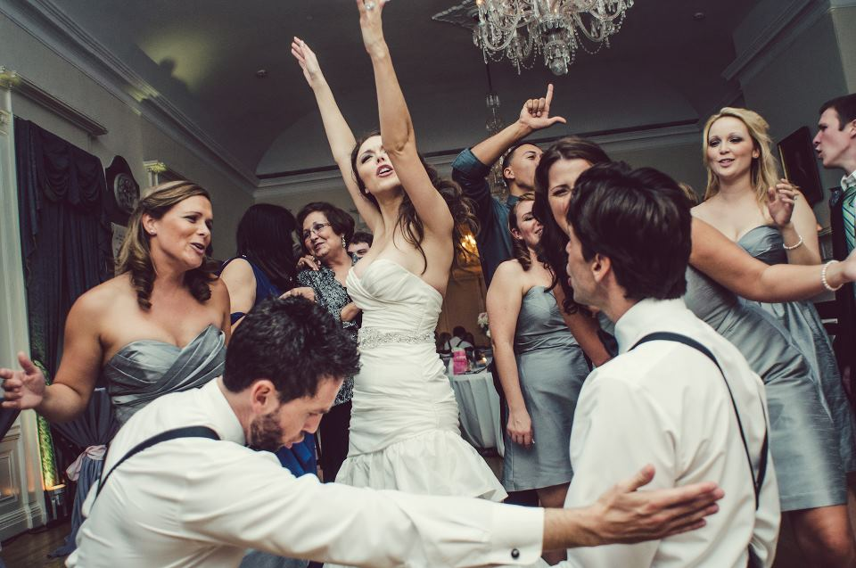 Charleston's Best Wedding DJ