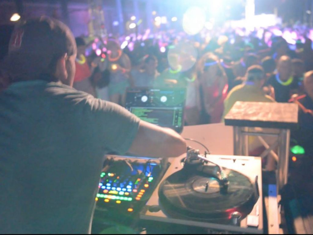 Club and Event Booking for DJ Rehab