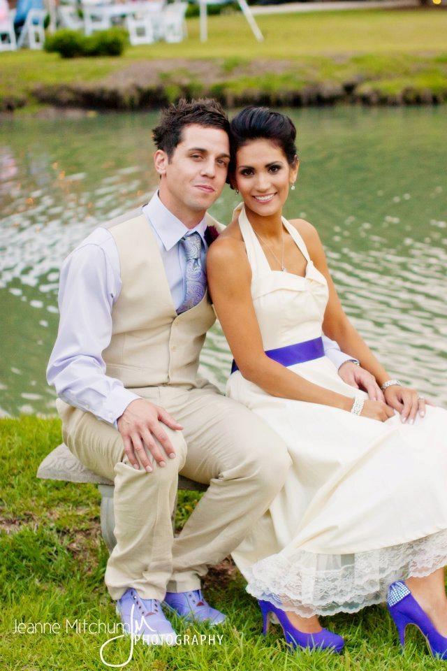Christopher and Stephanie Harmon