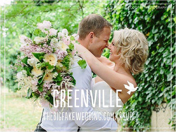 Big Fake Wedding Greenville
