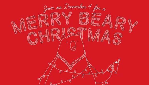 Merry Beary Christmas