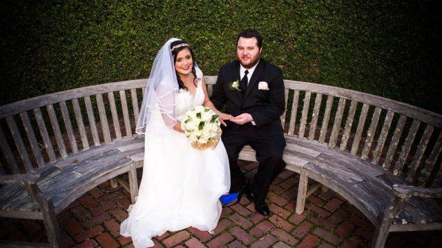 Amanda and Jonny Loveland