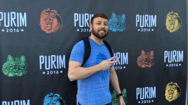 Revelry Brewing for Purim
