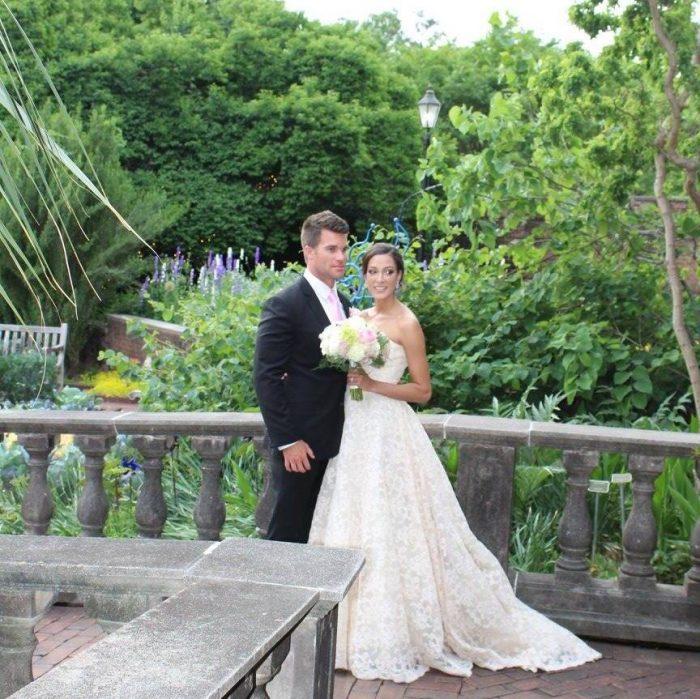 Bobby and Kira Brown Wedding