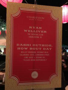 Charleston Wine and Food Festival With Dj Rehab
