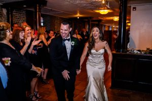 Anthony and Christina Saraceni