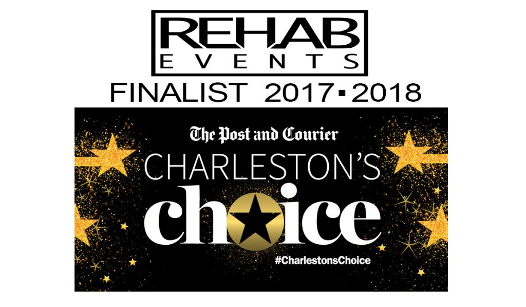 DJ Rehab Events Charleston's Choice