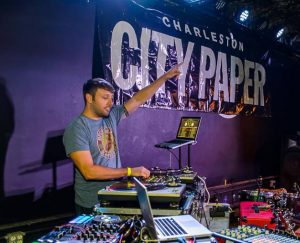 Charleston City Paper Best DJ