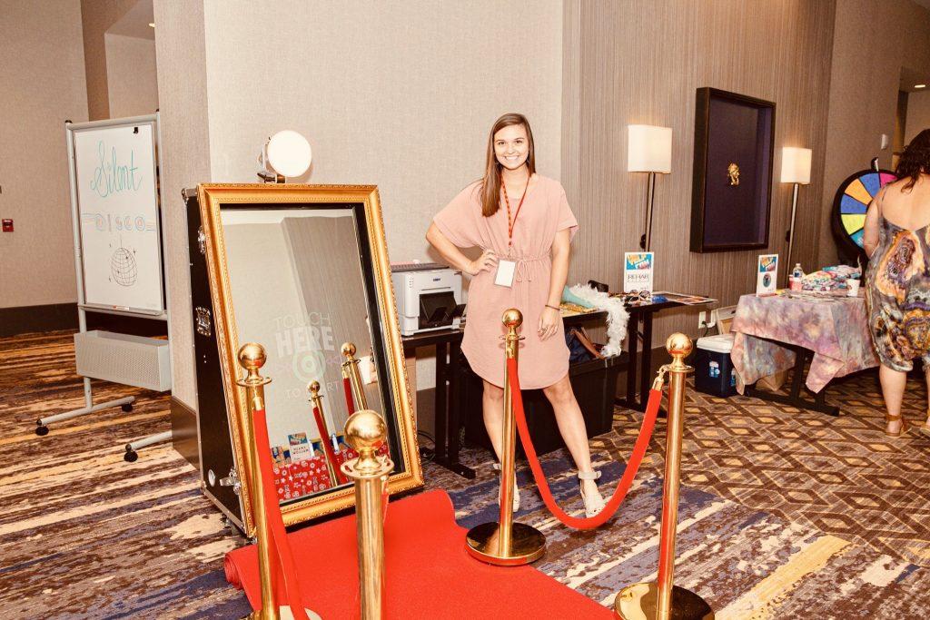 The Charleston Mirror Booth