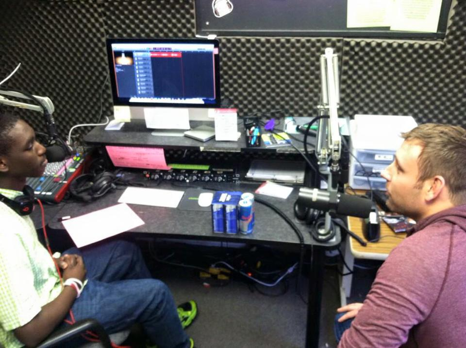Cisternyard Radio Interview