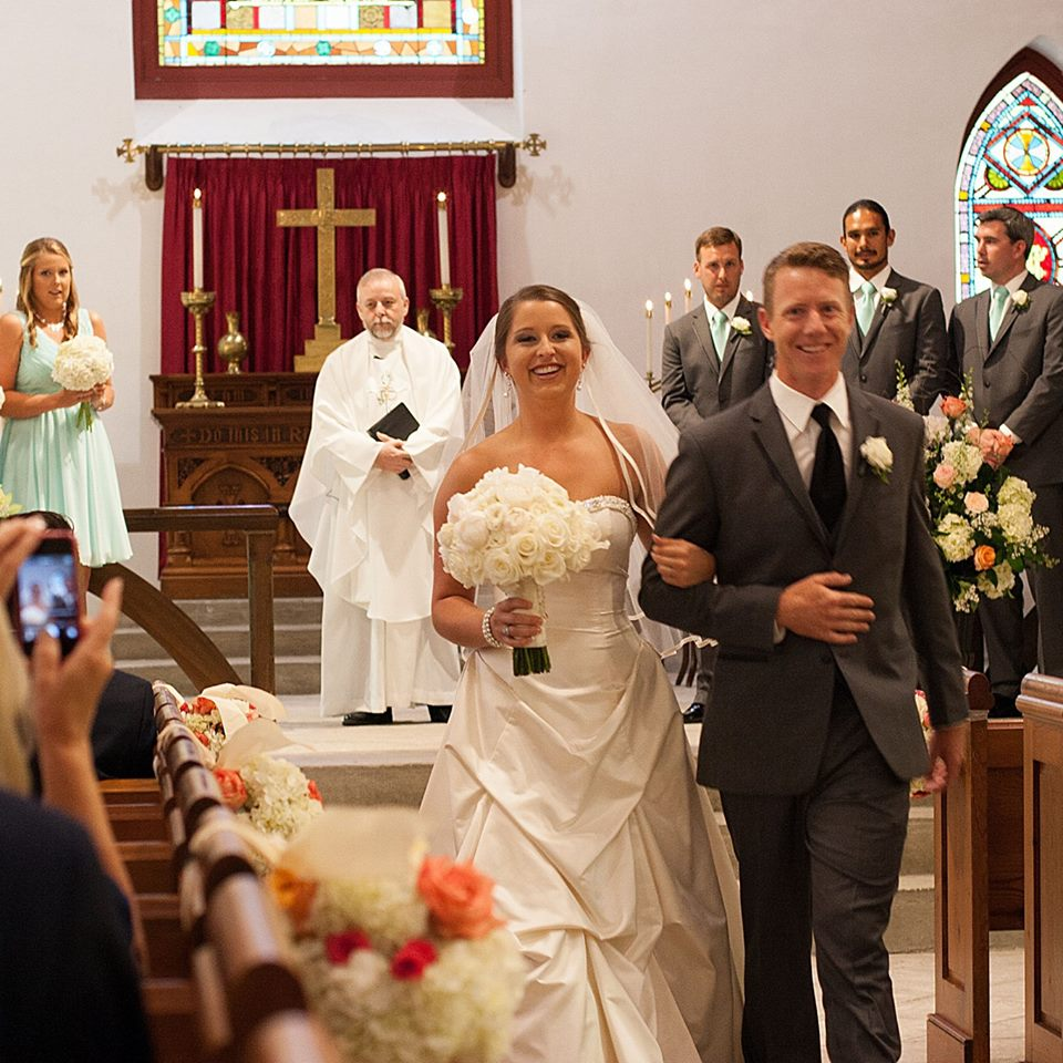 Christian and Sabra Rogers Hand