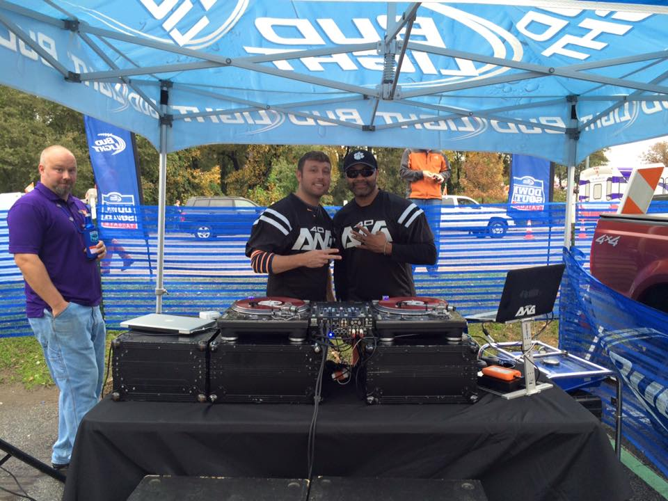 Bud Light Tailgate at Clemson