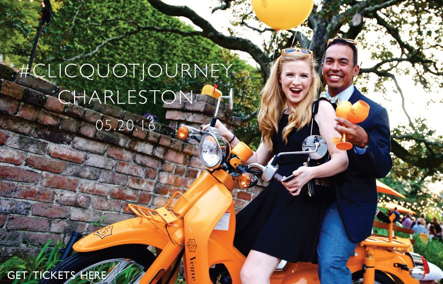 Clicquot Journey: Old Village Street Party