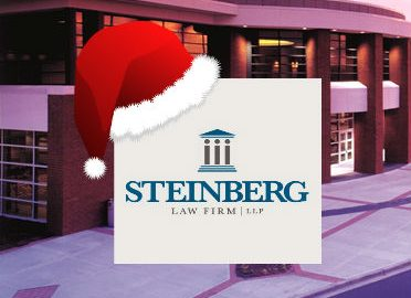Steinberg Law Firm Christmas Party
